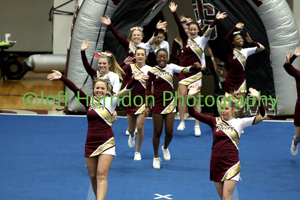 Perry Comp Cheer 11-1-14