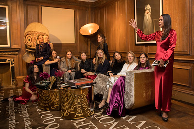4/12/18 - Catherine Quin launches her new collection and 'Women of Grace' campaign