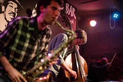 Mike Parker Trio