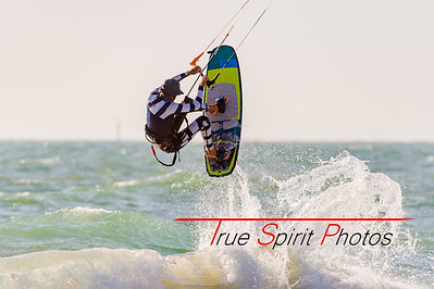 Kitesurfing October 2018 - March 2019