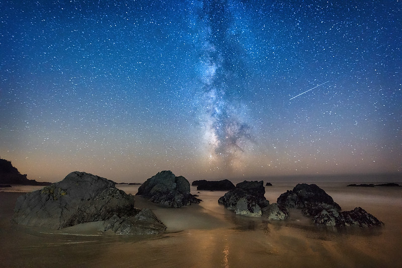 Olson Beach & Shooting Star, Sea Ranch, California