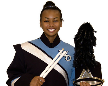 Marching Band Portraits 2013-2014