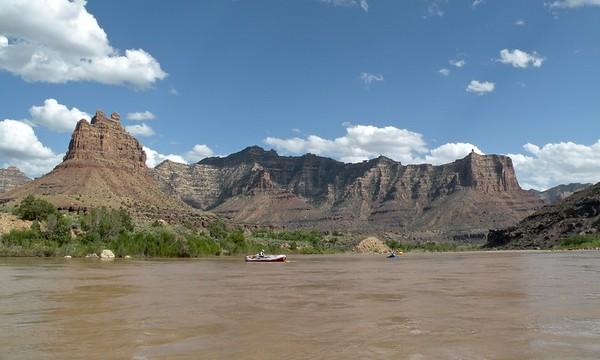 Desolation-Gray Canyon Raft Trip - June 2009