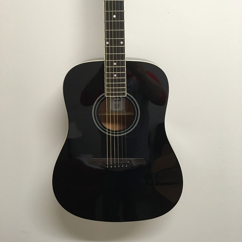 Hohner A+ Dreadnought Guitar Black