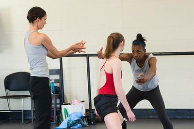 154-1146 Dance Rehearsal & Q&A