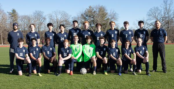 Varsity Boys' Soccer 2020