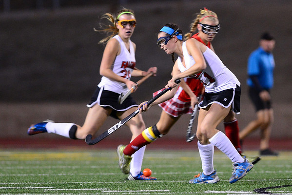 FH CIF QF TP vs Fallbrook, 11-19-13