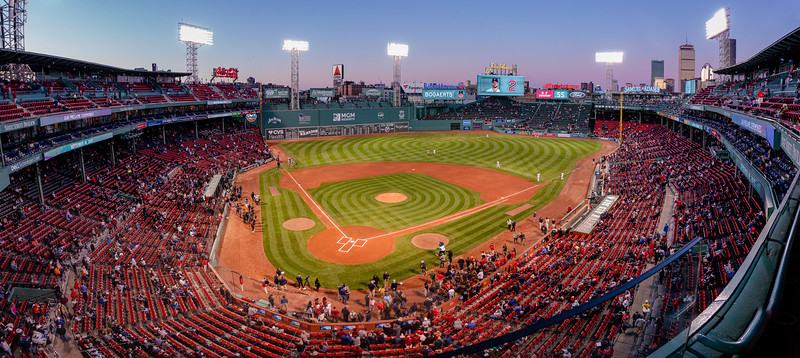 Fenway Park - Boston Redsox