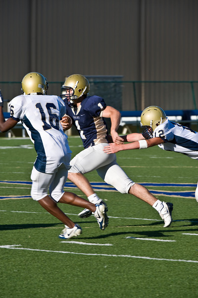 Sports-Football-PA Scrimmage 2009-28
