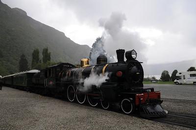 NZ - Queenstown to Te Anau