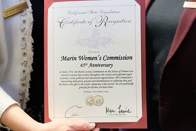 Marin Women's Commission