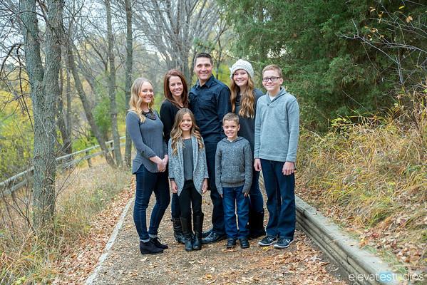 Chaffee Family 2015