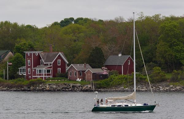 Conanicut Island Lighthouse, RI