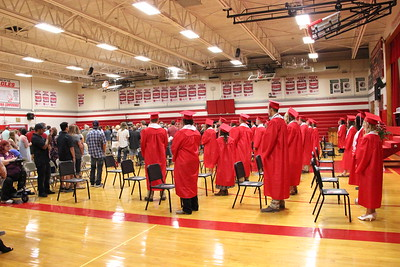 West Hancock Graduation 2020