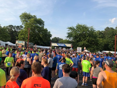 2018 Anthem Corporate Run