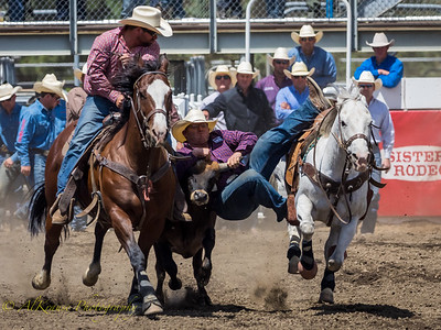 Rodeo, Sisters Oregon 2016