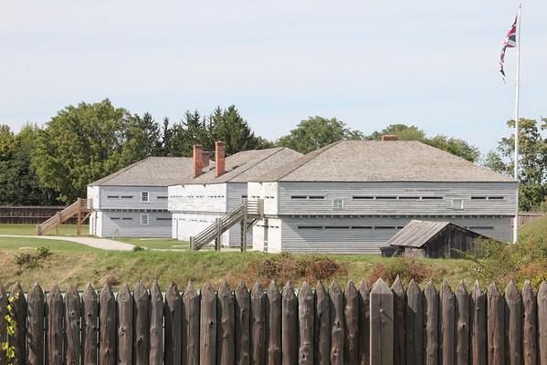 Fort George - 20 September 2015