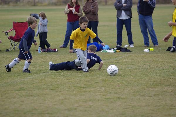 Hornets Soccer 08