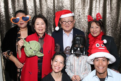 Sung Family Christmas Eve Party