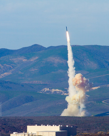 Ground Based Interceptor - LF-23 - 1/28/16