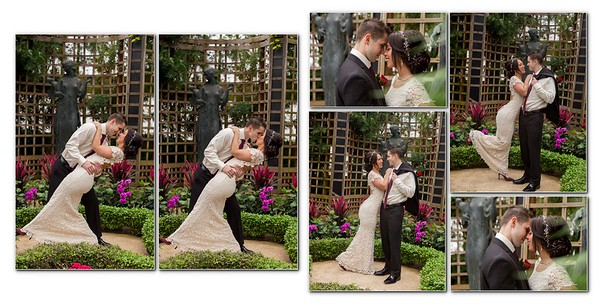 Stephanie and Jason's Wedding Album
