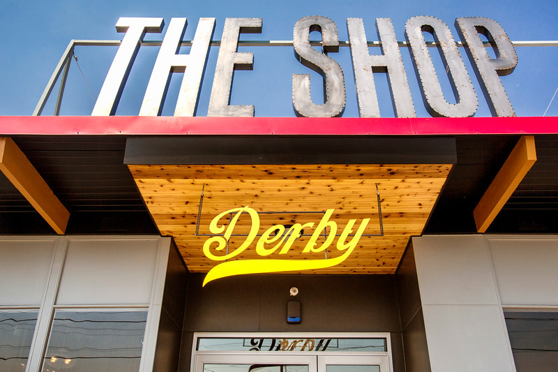 Derby and The Shop in SoDo, Seattle
