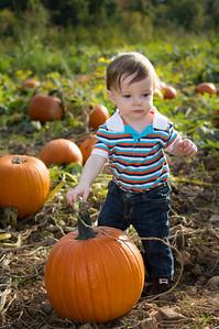 26 Pumpkin Patch (October 13)
