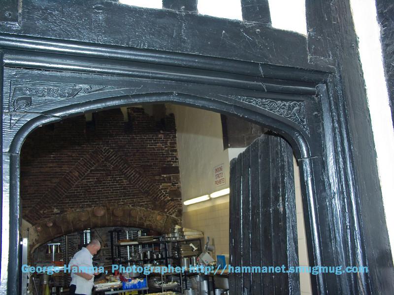 Durham Castle - Pantry