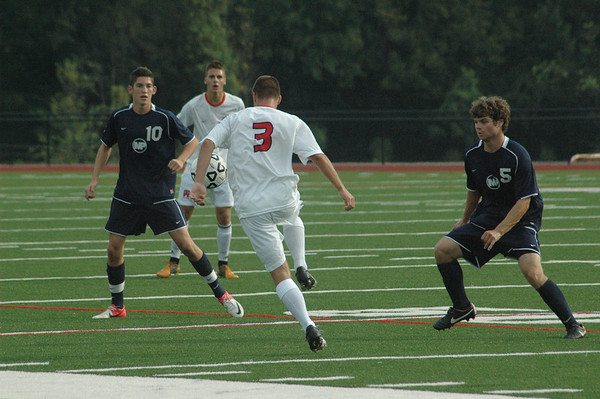 Boys' Soccer: GA vs Malvern Prep