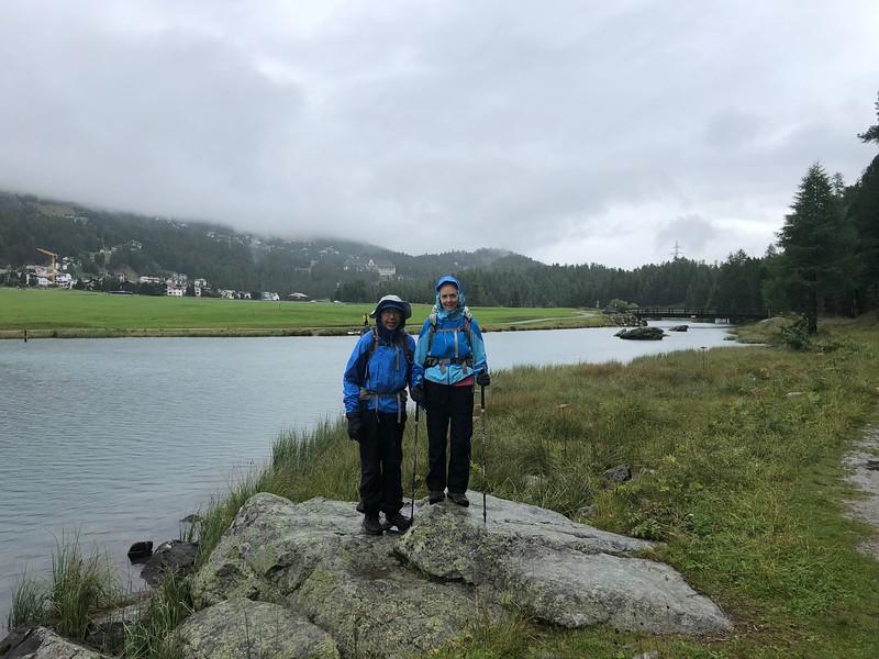 St. Moritz to Sils Maria