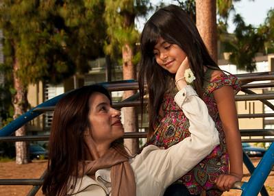 Darlina & Child Betty... (Balboa Park)
