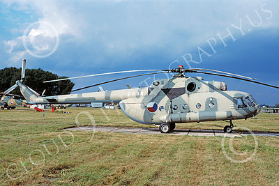 Mil Mi-17 Hip Military Helicopter Picture