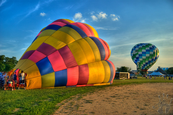 2011 Middletown Balloon Show