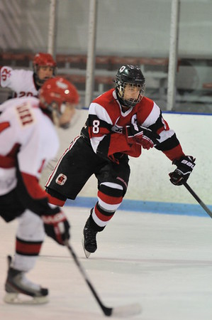 Sat 1100 Quinte Red Devils v Ottawa Jr 67's