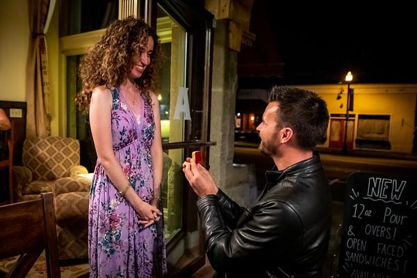SHE SAID YES! Tristan & Sarah - 08/10/19