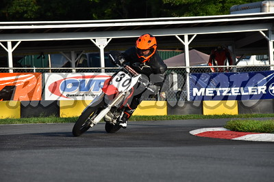 SMEC Round 5 OVRP Friday Practice Mini Bikes Asphalt