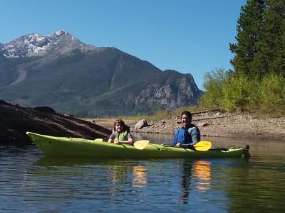 9/13 kayak tours