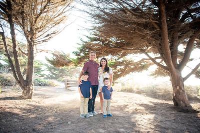 Sarah + Greg Family Photos | Del Mar Beach Family Photos