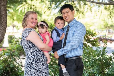 Taylor Hui Family