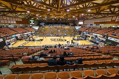 UOP v Portland Men's Basketball