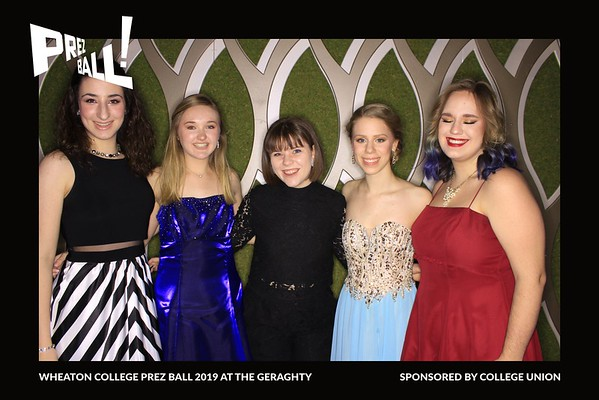 "Wheaton College ""Prez Ball 2019"""
