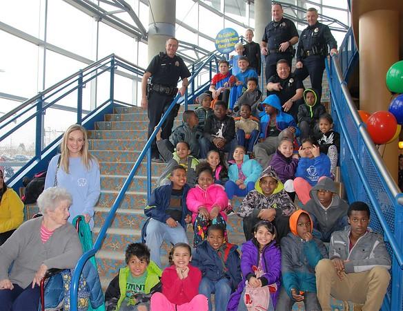 Outreach  2/3/17  Aquarium