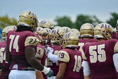 Walsh Football Home Opener