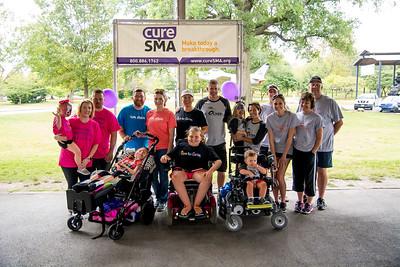 Cure SMA Walk 2017