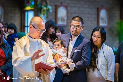 Ashton's Baptism