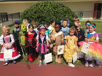 week 11: Happy Halloween