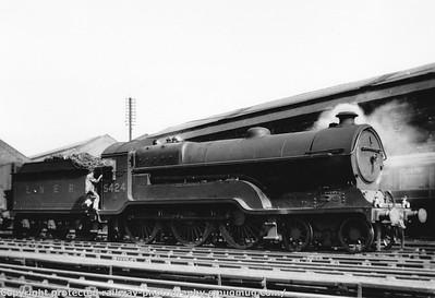 "Robinson Class B2 / B19 (GCR Class I) ""Sir Sam Fay"" 4-6-0s Reclassified B19 in 1945"