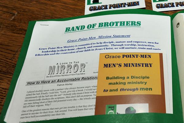 Grace Point Men's Retreat April 24-26, 2009