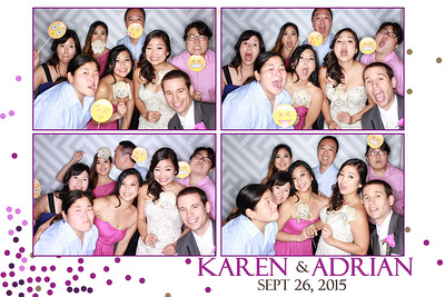 Karen + Adrian