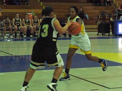 Girls Freshman Basketball 1/27/14